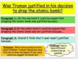 Hiroshima: Was the atomic bomb justified?