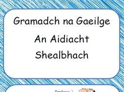 An Aidiacht Shealbhach