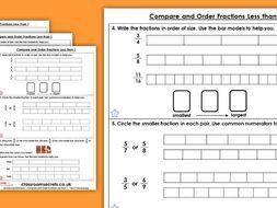ordering decimals worksheet | Teaching Resources