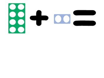 Numicon Addition and Subtraction (With detailed lesson plan!)
