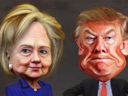USA presidential election assembly script 2016
