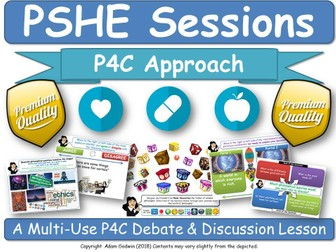 KS1 & KS2 PSHE [Philosophy Boxes] 'Community' (4x Sessions!)