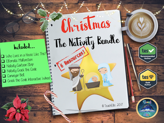 Christmas - The Nativity Christmas Bundle
