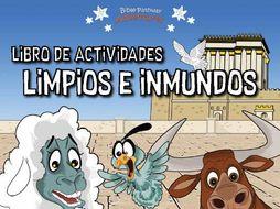Libro de Actividades Limpios e Inmundos para niños de 3-5 Años