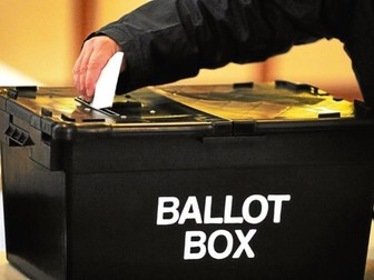General Election 2019 Resources and Lessons
