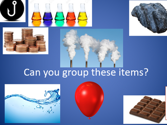 Materials primary science