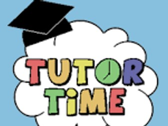 Tutor Time Saving Activities