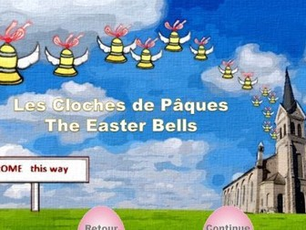 Pâques Easter in France an interactive book with activities about French Easter Traditions