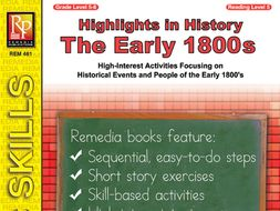 Highlights in History: The Early 1800s