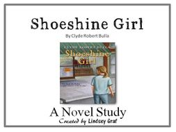 Shoeshine Girl - Novel Study