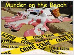 Summer 2019 Science Murder Mystery.
