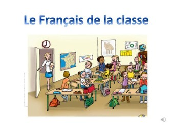 Classroom French_Les instructions de la classe