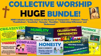 Collective Worship Huge Bundle!