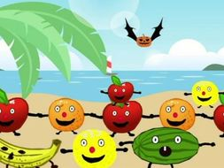 Healthy Food Is Very Good - Preschool Song, video & Sheet Music