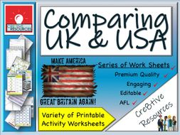 Comparing UK and USA
