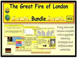 Great Fire of London Bundle