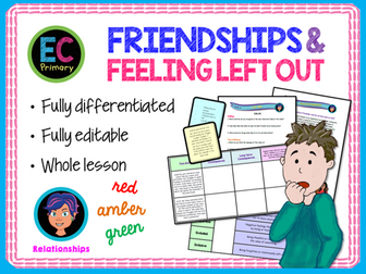 Friendship and Feeling Left Out
