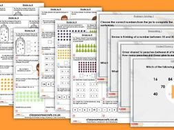 Year 3/4 Mixed Age Autumn Block 3 Step 14 Lesson Pack