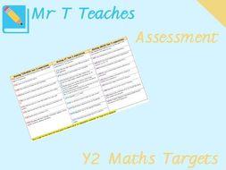 Year 2 Maths Targets Assessment