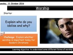 AQA level 9-1 Specification A Christianity Practices