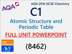 Full aqa c1 gcse 2016 full lessons by adg tes teaching full aqa c1 gcse 2016 full lessons urtaz Image collections