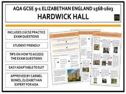 Hardwick Hall Environmental Study AQA GCSE 9-1