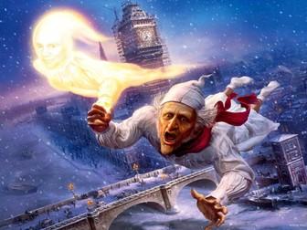 A Christmas Carol Context Revision