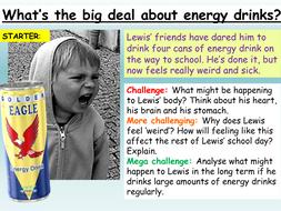 Energy Drinks - Healthy Living