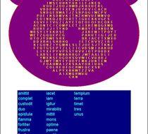 Bundle 100 worksheets Roman Numerals & 500 Latin Wordsearches