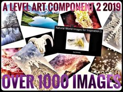 A level Art Component 2 2019 supporting images 1000 Photos