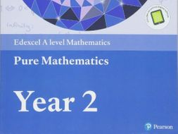 A-level Pure Mathematics Year 2/A2