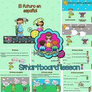 El futuro con verbos regulares en español