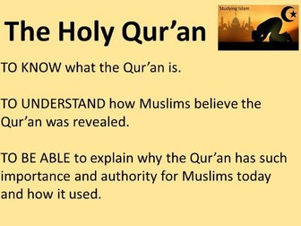 Qur'an AQA