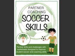 Fun Partner Coaching Soccer Skills Stations