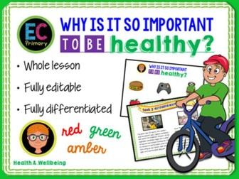 Healthy Lives PSHE