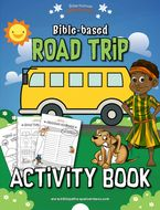 FREEBIE Road Trip Activity Book (Bible-based) by pip29 | Teaching