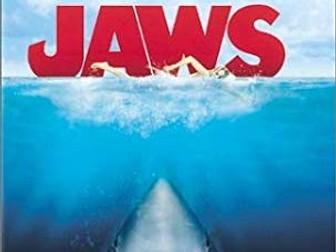 Jaws - An AQA Language Paper 1 Resource Bundle