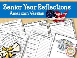 Senior Reflections Writing Project - American Version