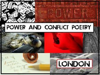 'London', William Blake
