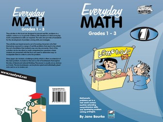 Everyday Math Book 1 US: Problem Solving Math