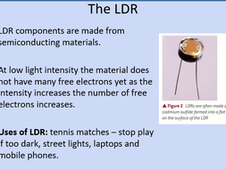 OCR AS Physics A: LDR by srshaw89 - Teaching Resources - Tes