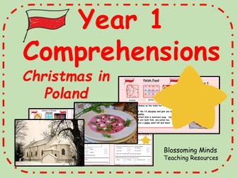 Year 1 comprehensions - Christmas in Poland