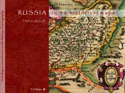 Historical e-atlas Russia
