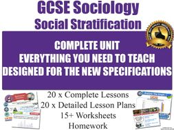 Social Stratification (20 Lessons) [ GCSE Sociology ] Power & Authority