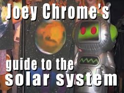 'Joey Chrome's guide to the solar system': Planets song with video, lyrics and chord sheet