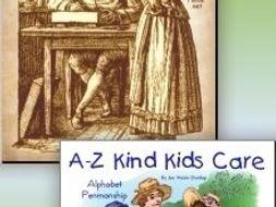 A-Z Character 2-Book Bundle (NASB)