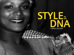 Style in my DNA -Edited extract from the book