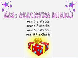 KS2: Statistics Bundle