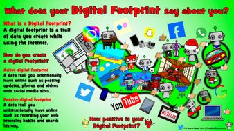 What does your Digital Footprint say about you?
