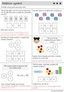 Year-1---ANSWERS---Addition-symbol.pdf